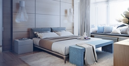 Kompletni sastavi spavaćih soba