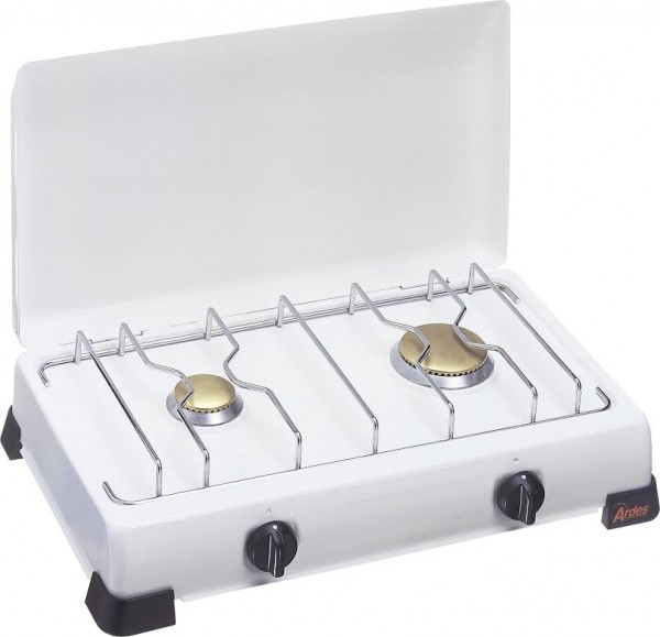 Stolno kuhalo Gorenc, dva plamenika