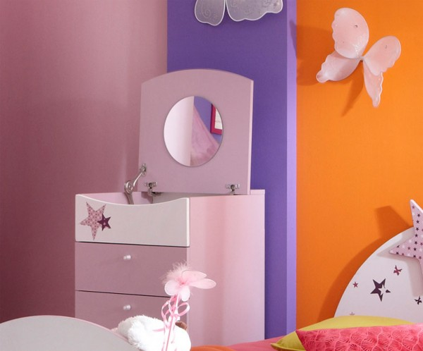Komoda sa ogledalom Fairy