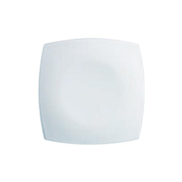 Desertni tanjuri Luminarc Quadrato Bijeli (6 kom)