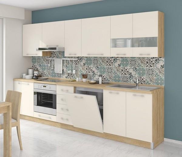 Kuhinja Comfort, 300 cm