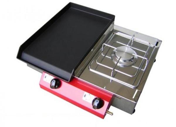 Stolni plinski roštilj Gorenc, 51 x 40, Fe ploča, kuhalo