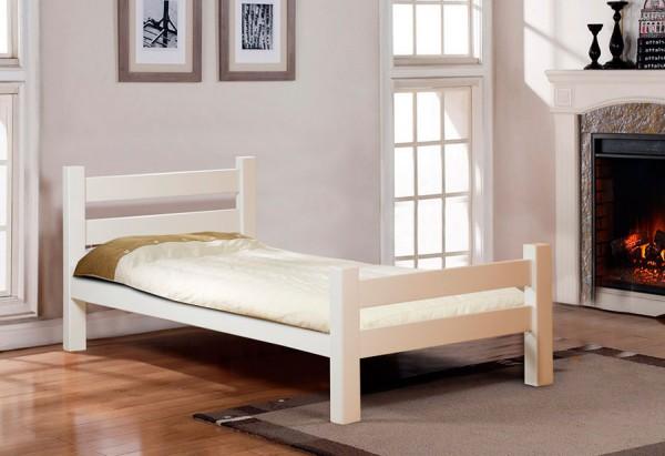 Krevet MEDA (bijela)