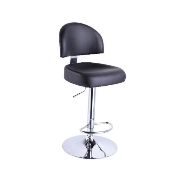 Barska stolica OLAF (crna) - Sniženje