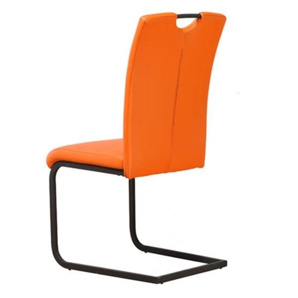 Blagovaonska stolica Paolo-Narančasta - EKSPONAT