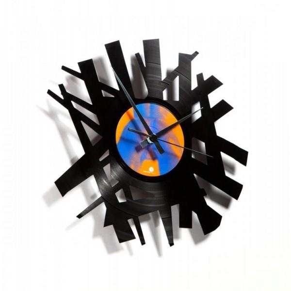 Zidni sat Disc'o'clock Big Bang