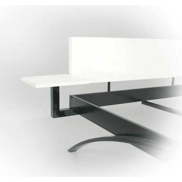 Metalni krevet VIDA M6  - dodatna polica (uz nadoplatu)