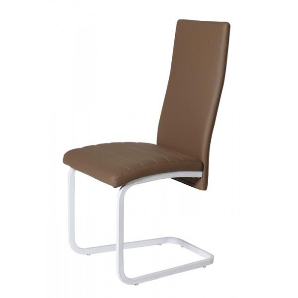 Blagovaonska stolica Belly - cappucino