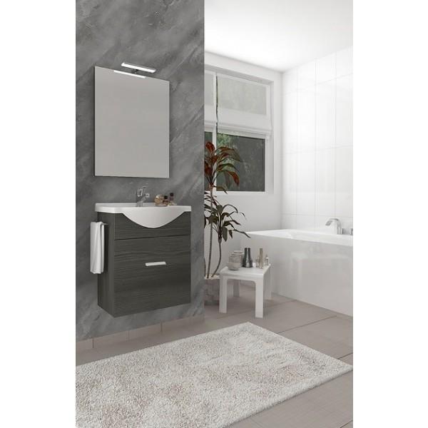 Kupaonica ZAFFIRO -Taman hrast
