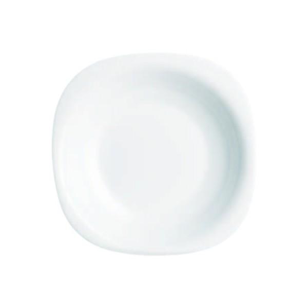Duboki tanjuri Luminarc Carine Bijeli (6 kom) - Sniženje