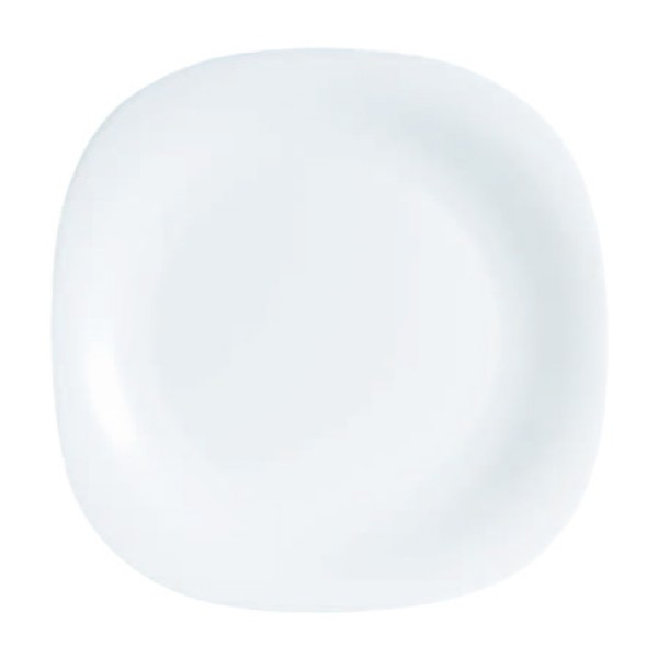 Plitki tanjuri Luminarc Carine Bijeli (6 kom)