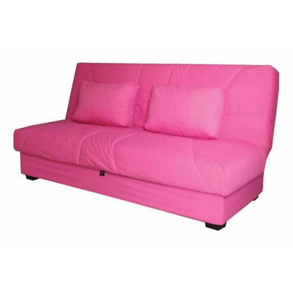 Multifunkcionalni trosjed Gump: roza