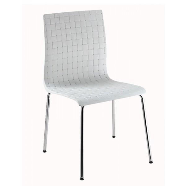 Stolica Slimy: bijela