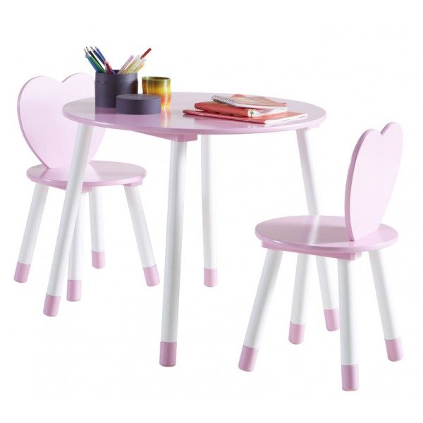 Dječji stol i stolice Princess