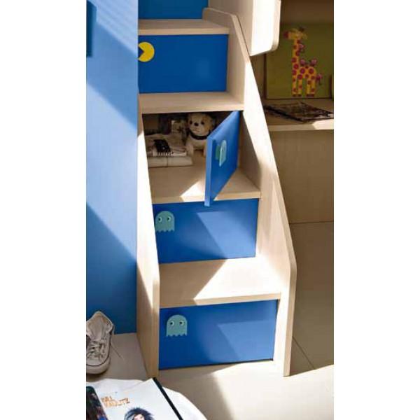 Dječja soba Colombini Volo V316 - stepenice