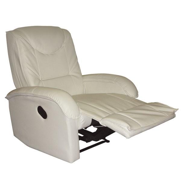 Fotelja H-920 - bijela