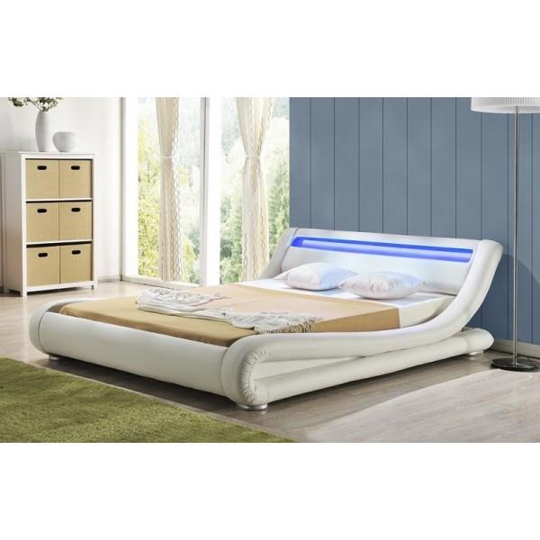 Krevet Lapis - bijela