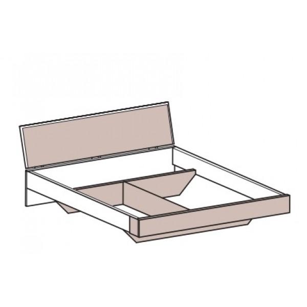 Spavaća soba Medea - krevet: skica