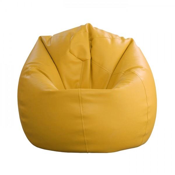 Vreća za sjedenje Lazy bag (XXL) - žuta
