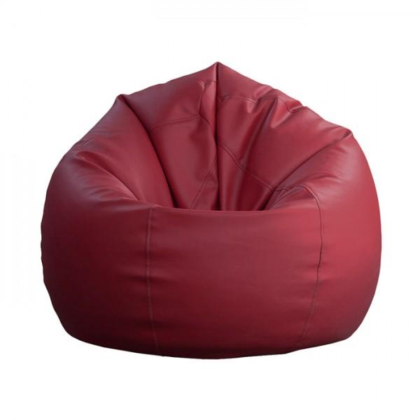 Vreća za sjedenje Lazy bag (XXL) - bordo crvena