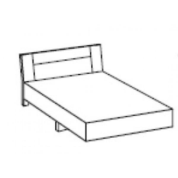 Spavaća soba ILONA - krevet