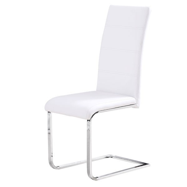 Blagovaonska stolica JOSEF (Bijela) - RASPRODAJA