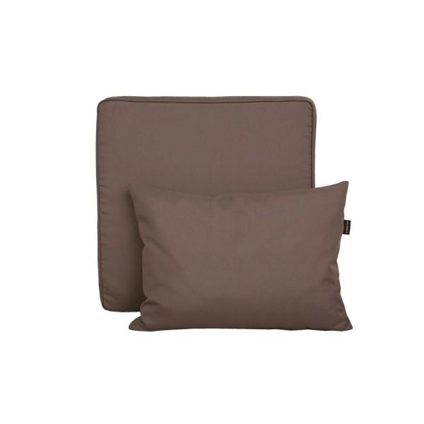 Vrtni namještaj TAHITI-krevet - više boja-Siva-Tamno siva