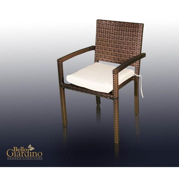 Vrtni namještaj Adorazione - stolica s jastukom