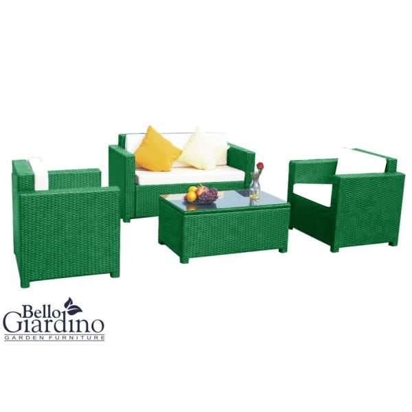 Vrtni namještaj Calmo - zelena
