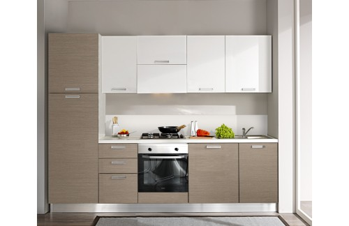 Kuhinja Unica CAPRI 7, 270 cm - simbolička slika