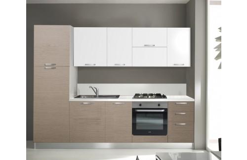 Kuhinja Unica CAPRI 6, 270 cm - simboličKa slika
