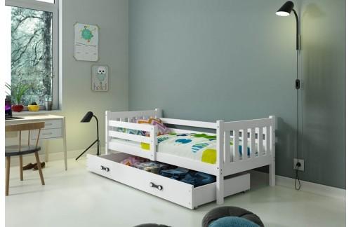 Krevet CARINO s ladicom + GRATIS ležaj