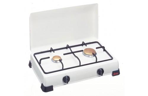 Stolno kuhalo Gorenc, dva plamenika, emajlirano