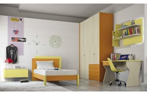 Dječja soba Colombini Volo C101