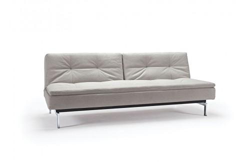 Kauč DUBLEXO SOFA BED s kromiranim nogicama