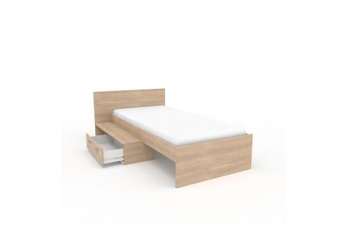 Krevet GALAXY-Hrast (RASPRODAJA)