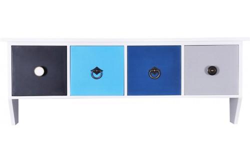 Garderobni ormarić BLUE 4