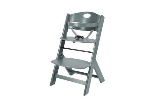 Dječji stolac za hranjenje GROONY (SIVI)