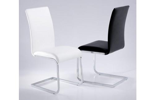 Blagovaonska stolica Pura (više boja)-Crna