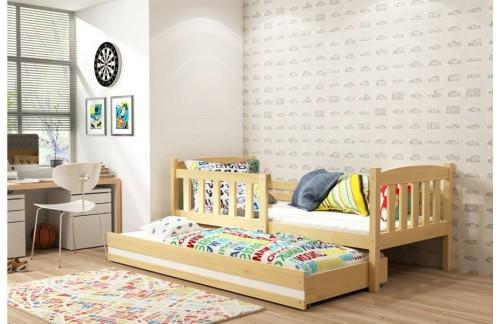 Otroška postelja KUBUS (z dodatnim ležiščem)-90x200
