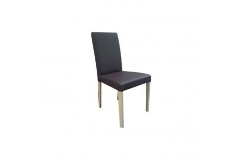 Blagovaonska stolica KANZONA -natur drvene noge