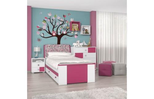 Krevet KIKI PLAY - 90x200