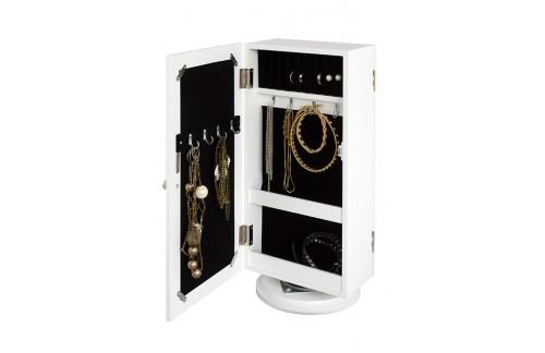 Komoda za nakit VERONIKA s ogledalom (RASPRODAJA)
