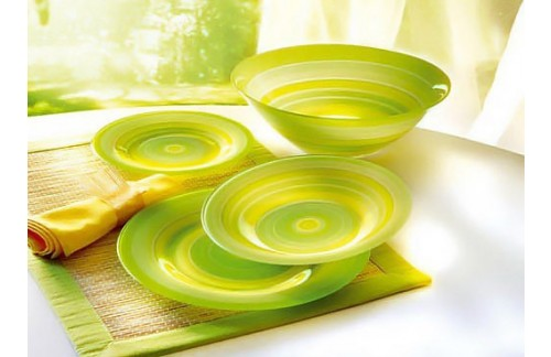 Servis za jelo Rainbow Green (19)