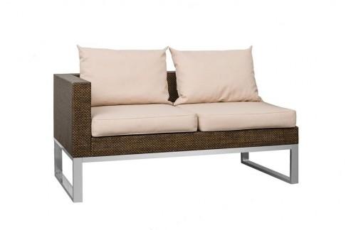 Kutni kauč GARDEN ljevi - više boja