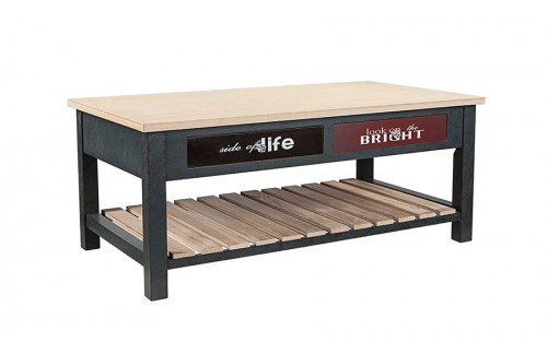Drven stolić Life
