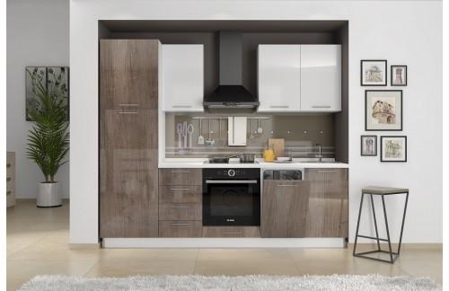 Kuhinja LIRA (270 cm) - više boja