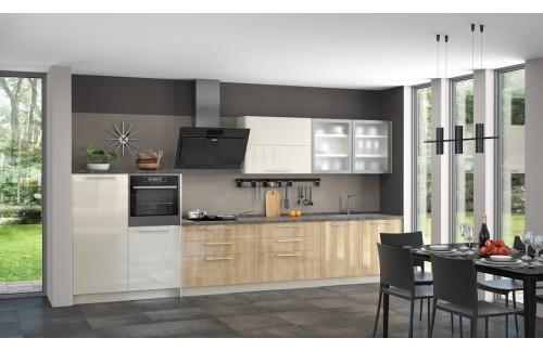 Kuhinja LIRA 390 cm - više boja (MOŽE I PO MJERI)