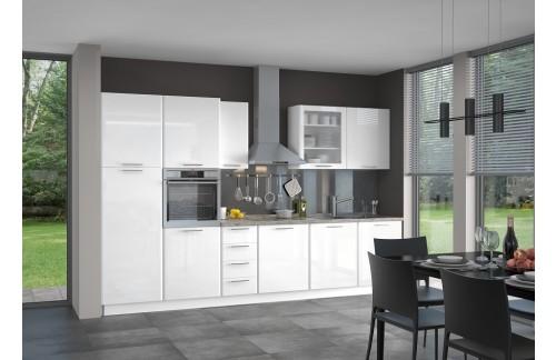 Kuhinja MODERN 340 cm - više boja (MOŽE I PO MJERI)