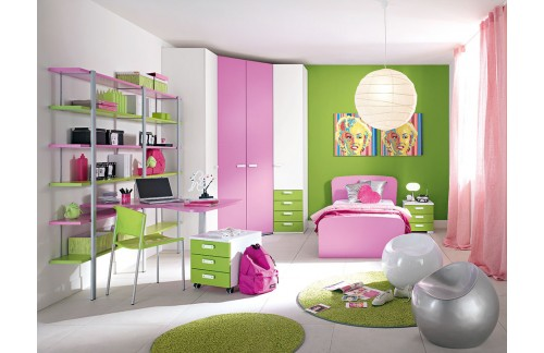 Otroška soba Eresem Volo CO4